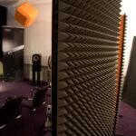 Veel kamers kregen een extra akoestische bewerking