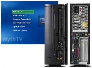 Monolith MythTV media center