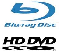 HD-DVD en Blu Ray