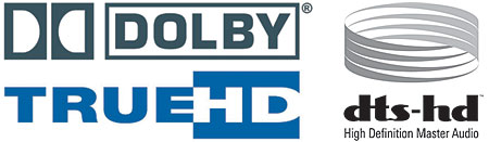 Dolby TrueHD en DTS HD Master audio