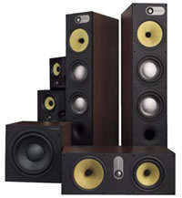 Bowers & Wilkins 883 Theatre
