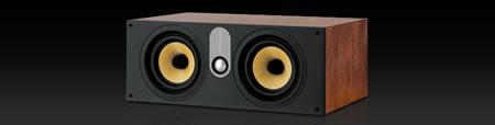 Center speaker van Bowers & Wilkins 600 series