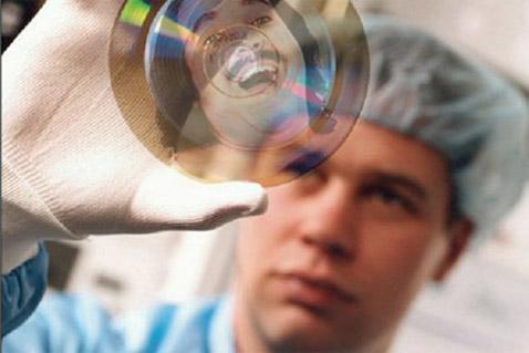 Porn on disc