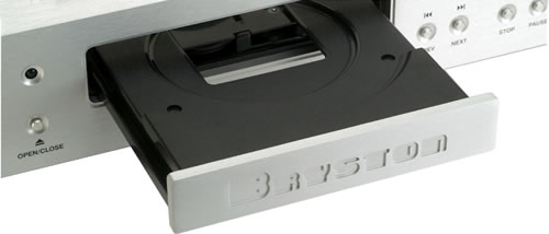 Bryston BCD-1 cd speler lade
