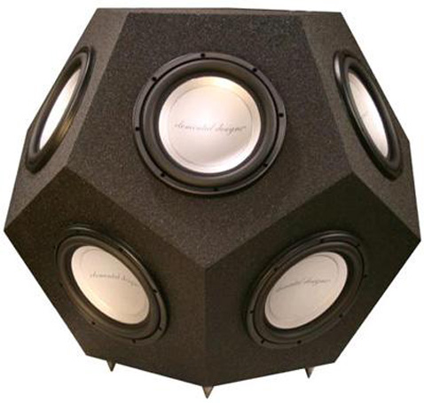 Dodecasub subwoofer