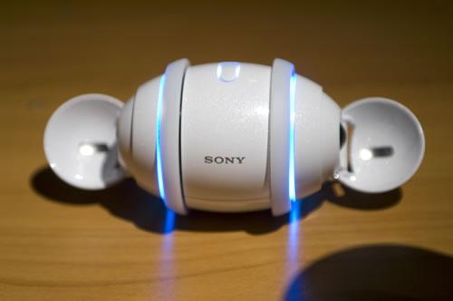 Sony Rolly - (c) Amfion.net