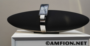 Bowers & Wilkins Zeppelin iPod luidspreker