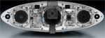 Bowers & Wilkins Zeppelin iPod luidspreker intern