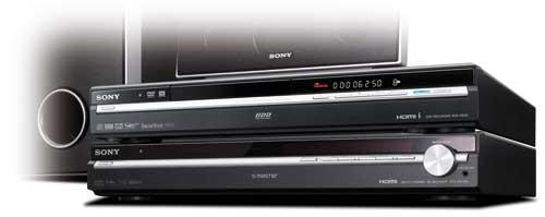 Sony HTD 750