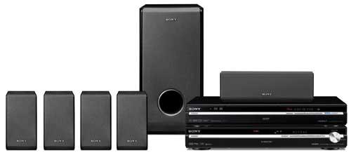 Sony HTD 750SS