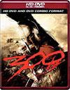 300 op HD DVD