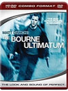 Bourne Ultimatum HD DVD