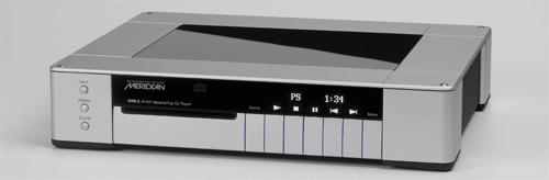 meridian G08.2 cd-speler