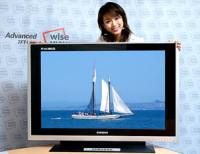Samsung OLED televisie