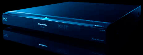 Panasonic DMP-BD30 Blu-Ray speler