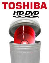 Tosh HD DVD