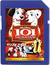 101 dalmatiers op flash geheugen