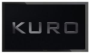 Pioneer Kuro lcd en plasma televisie