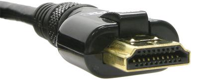 HDMI locking calbe
