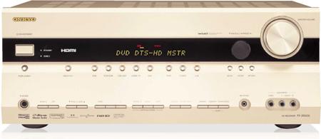 Onkyo TX-SR606 AV-receiver