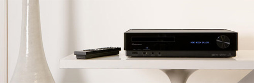 Pioneer PDX-Z9 sacd receiver