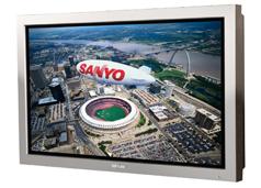 Sanyo Waterproof televisie