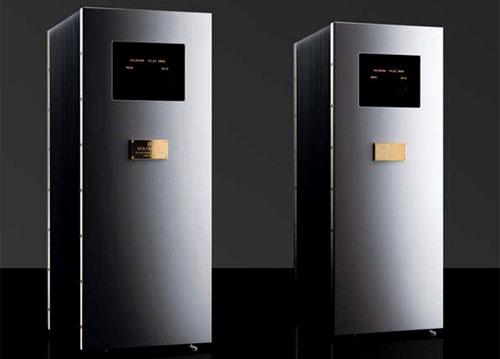 5000 watt zonder vervorming uit de Goldmund Telos 5000