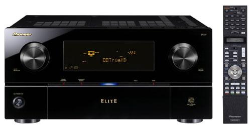 Nieuwe Pioneer Elite AV receivers