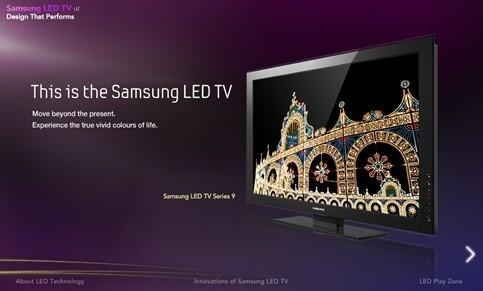 Term LED TV is misleidend