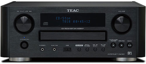 Teac CR H500NT CD/netwerk receiver