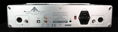amr-cd777-highend-cd-speler-achterzijde
