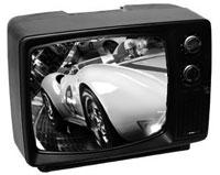 zwart-wit-televisie-speedracer