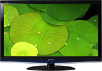 sharp-green-tv