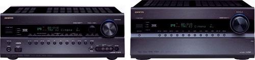 Onkyo TX-NR708 en TX-NR808 av-receivers