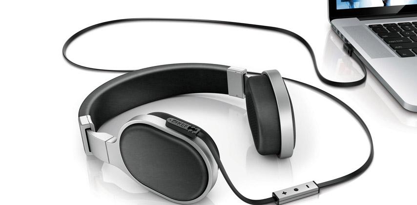 KEF M500 hoofdtelefoon